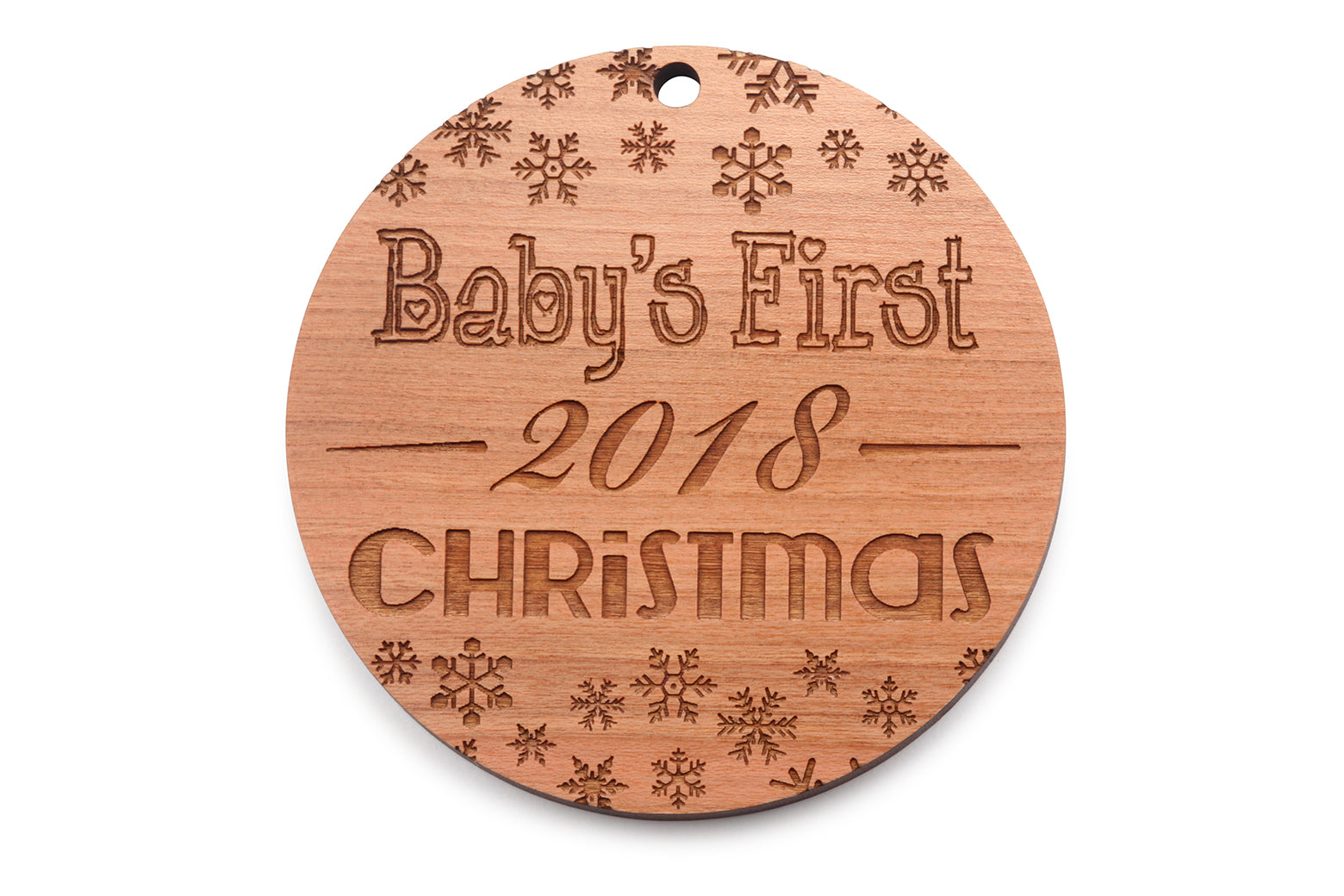 baby first christmas ornament baby gift christmas ornaments wood ornament new dad gift baby girl gift babys first christmas - Babys First Christmas