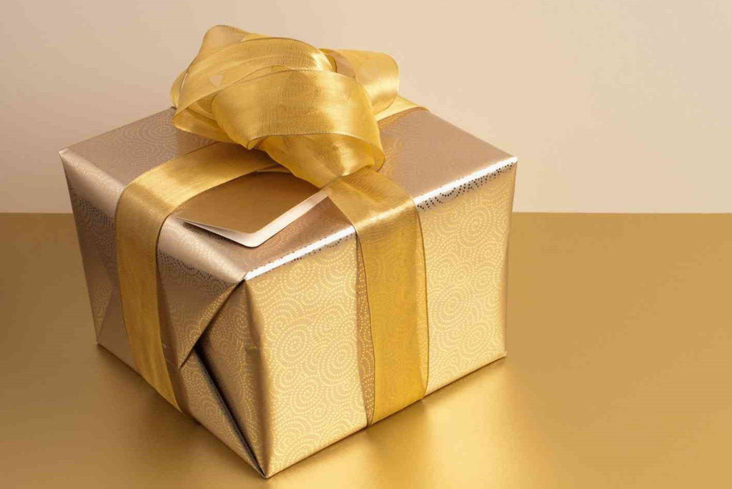 Gift Wrapping, Per Item