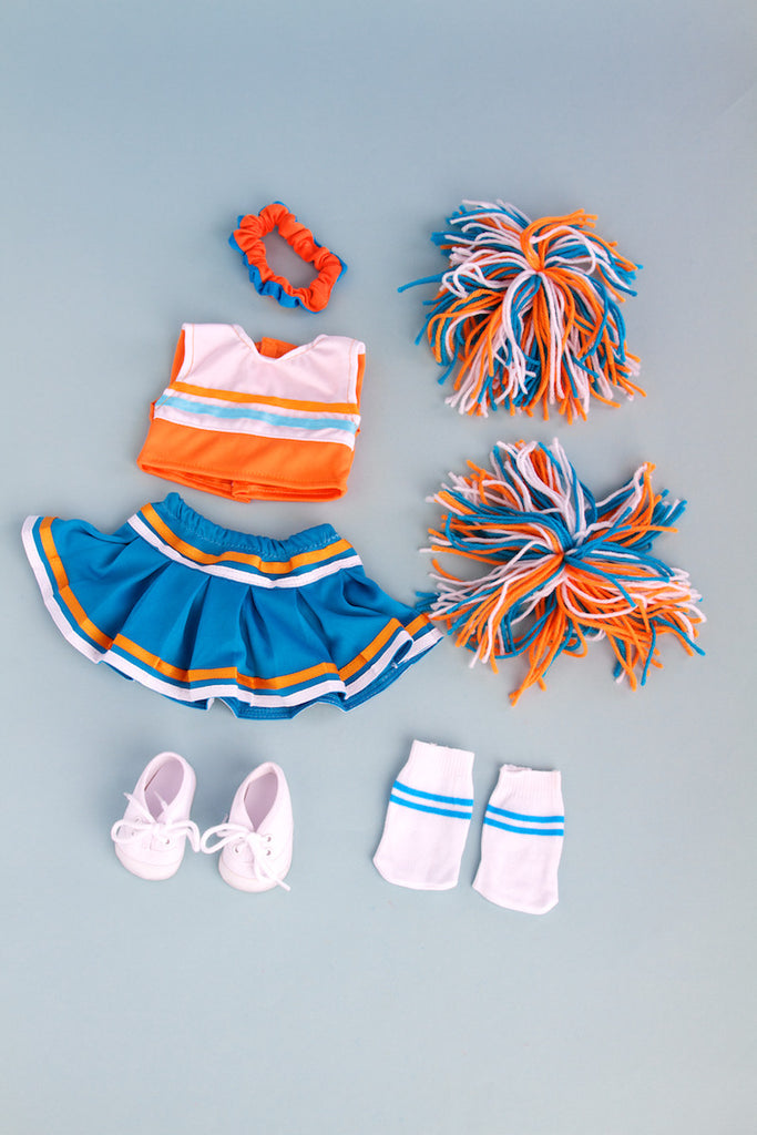 how to make american girl doll clothes from socks