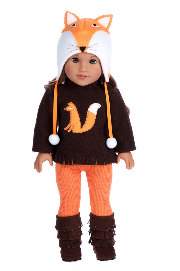2fdcc146b Foxy - 18 inch Doll Clothes - Doll Hat