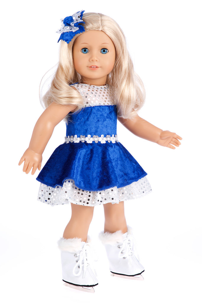 Ice Dancer Doll Clothes