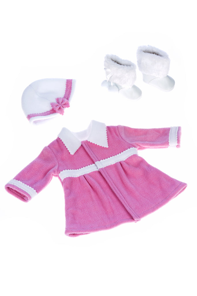 Doll Value Playset 2 - Three Full Doll Outfits for 18 inch Dolls