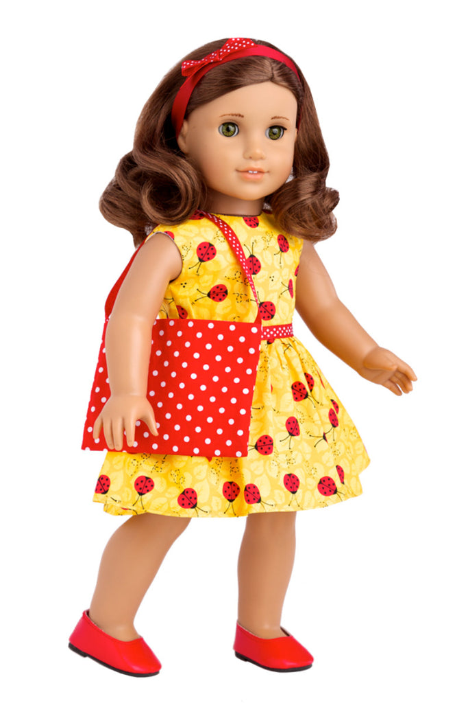 Lets Go Shopping Doll Clothes