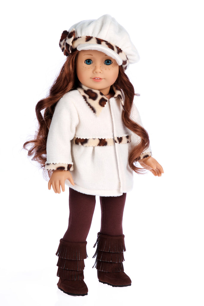 Marshmallow Doll Clothes