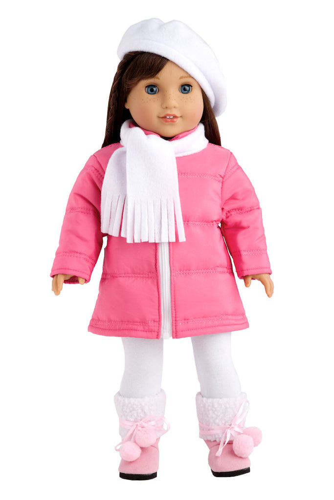 Parisian Adventure Doll Clothes