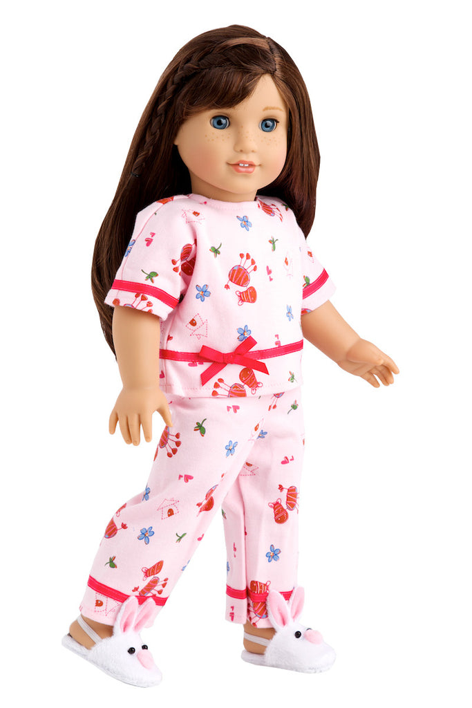 Perfect Sleepover Doll Clothes