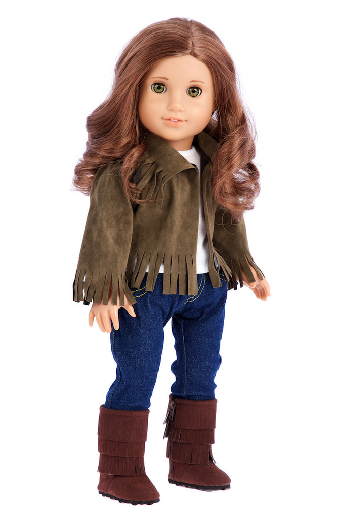 Siege Jacket Doll Clothes