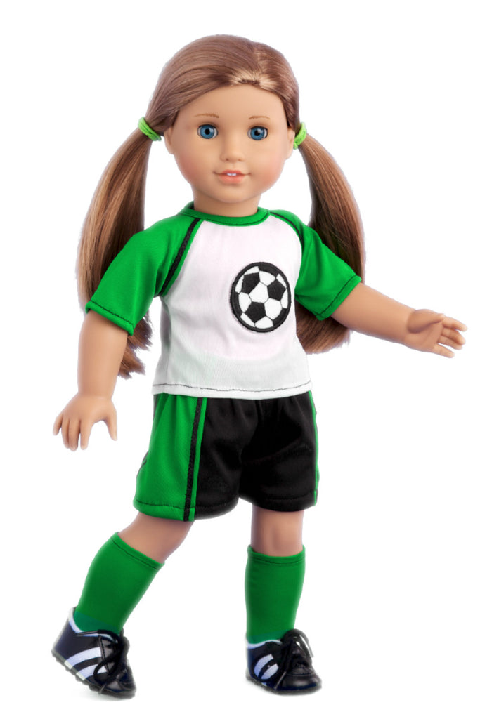 Soccer Girl Doll Clothes