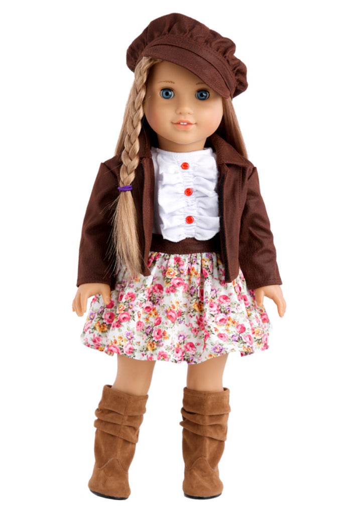 Urban Explorer Doll Clothes