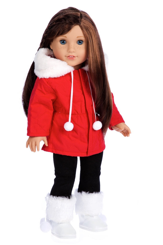 Winter Extravaganza Doll Clothes