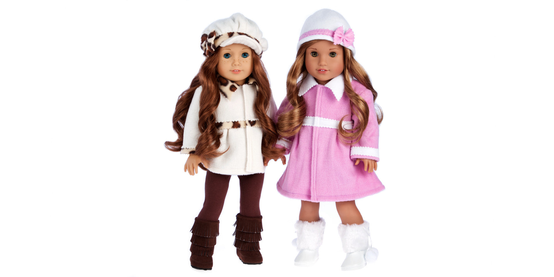 Lavender - 18 inch Doll Clothes for American Girl
