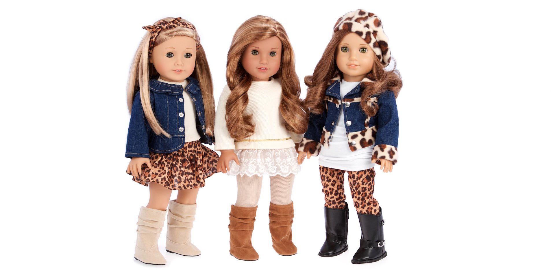 Romantic Melody - Doll Clothes for American Girl Doll