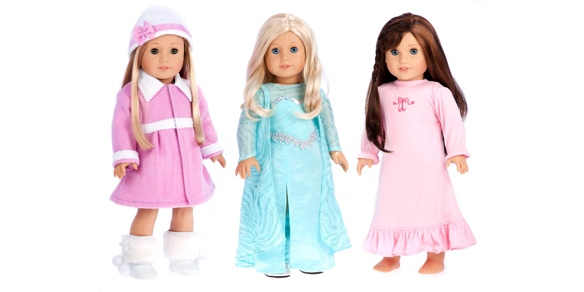 Doll Value Playset - Doll Clothes
