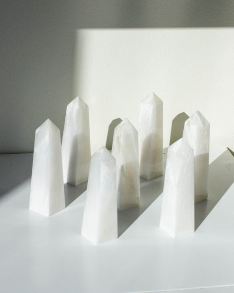 "3.33"" Crystal Towers"