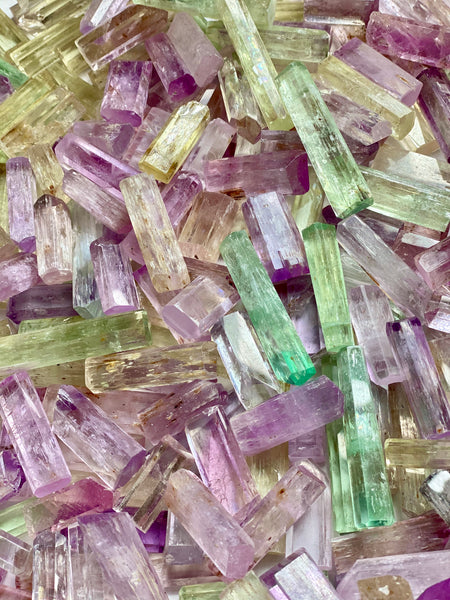 Kunzite Jolly Ranchers