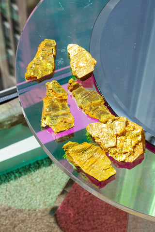 Orpiment Specimens