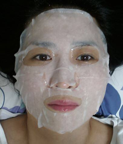 BioCollagen Facial Mask - SERAZENA by Jungbrunnen - Fountain of Youth GmbH