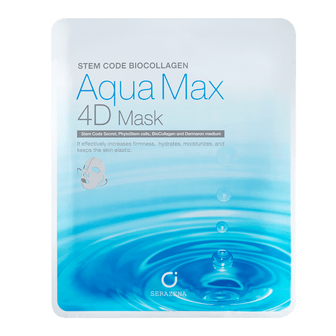 Stem Code BioCollagen Aqua Max 4D Mask - SERAZENA by Jungbrunnen - Fountain of Youth GmbH