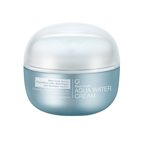 SERAZENA Stem Code Aqua Water Cream - SERAZENA by Jungbrunnen - Fountain of Youth GmbH