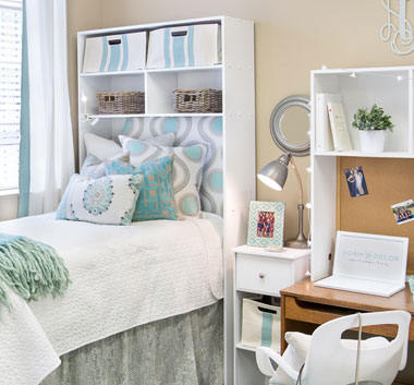 the original dorm cubby - Dorm Design Ideas