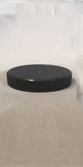 53 mm  Black Plastic Screw Cap