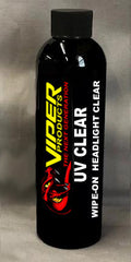 UV Wipe On head Light Clear 8oz