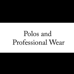 Polos & Professional Wear