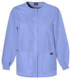 4350 - Snap Front Warm-Up Jacket