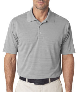 A161- Adidas Men's ClimaLite® Textured Polo