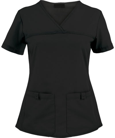 2968 - V-Neck Scrub Top