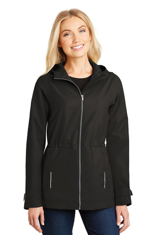 L7710 Ladies Rain Jacket