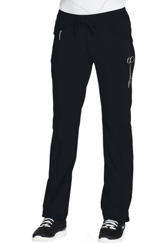 1123AT - LOW RISE STRAIGHT LEG DRAWSTRING PANT