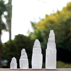 Selenite Towers