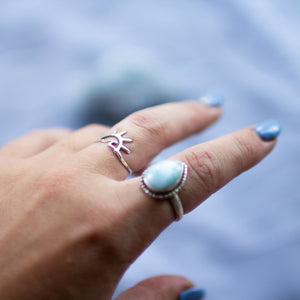Rise S/S Ring