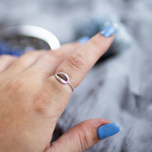 Shell S/S Ring
