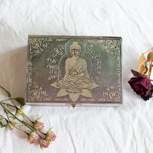 Buddha Jewellery Box