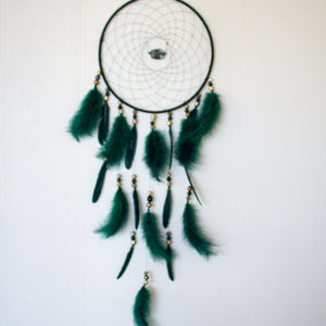 Emerald Dreamcatcher