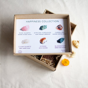 Happiness Crystal Collection