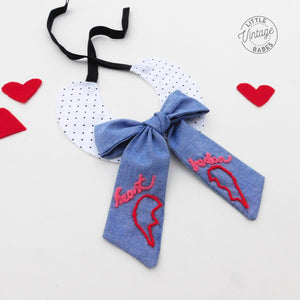 Heartbreaker Bow Collar