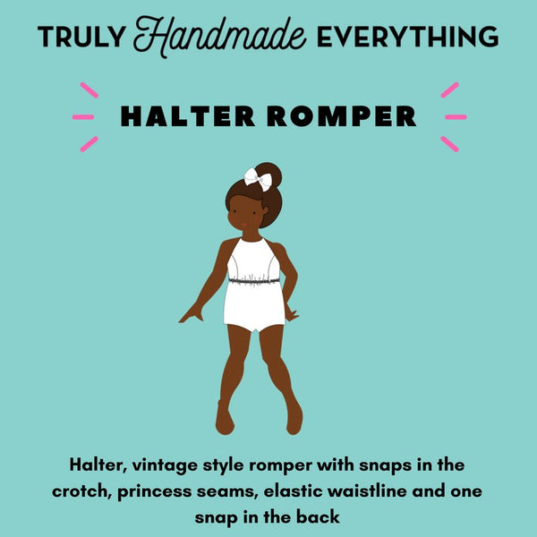 Your Choice Romper