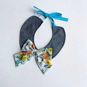 Picture Day Bow Collar