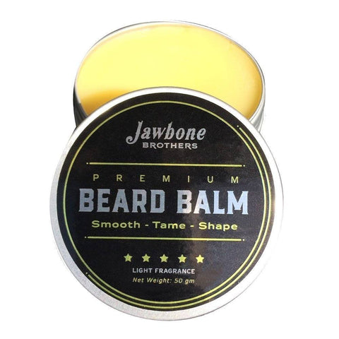 Balm - Premium Beard Balm For Men With Fusiform Fragrance Control
