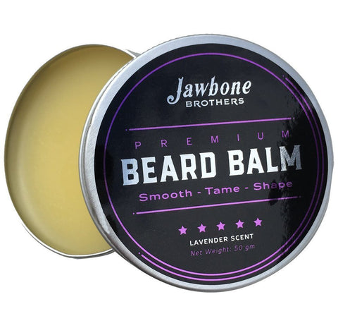 Health And Beauty - Beard Balm With Chill Zone Lavender Fragrance