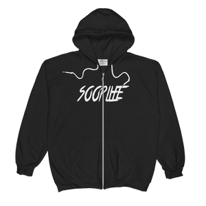 SOOPLIFE  Zip Up Hoodie