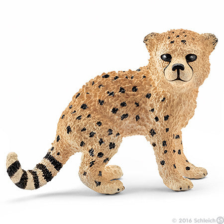 Cheetah Cub 14747 by Schleich - Little Me Little You