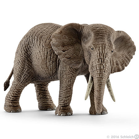 African Elephant Female 14761 by Schleich - Little Me Little You
