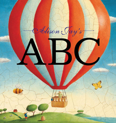 Alison Jay's ABC - Little Me Little You