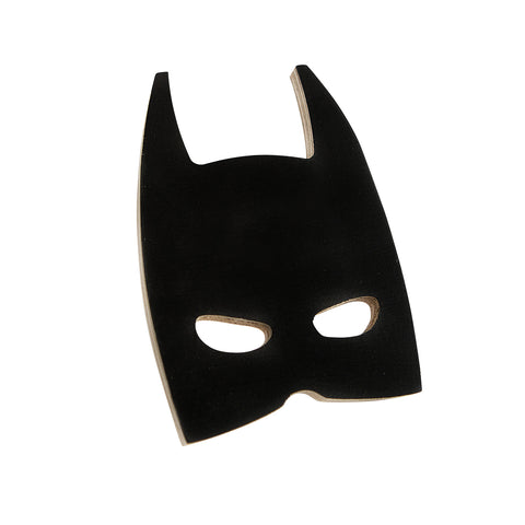 Removable Batmask Wall Hook