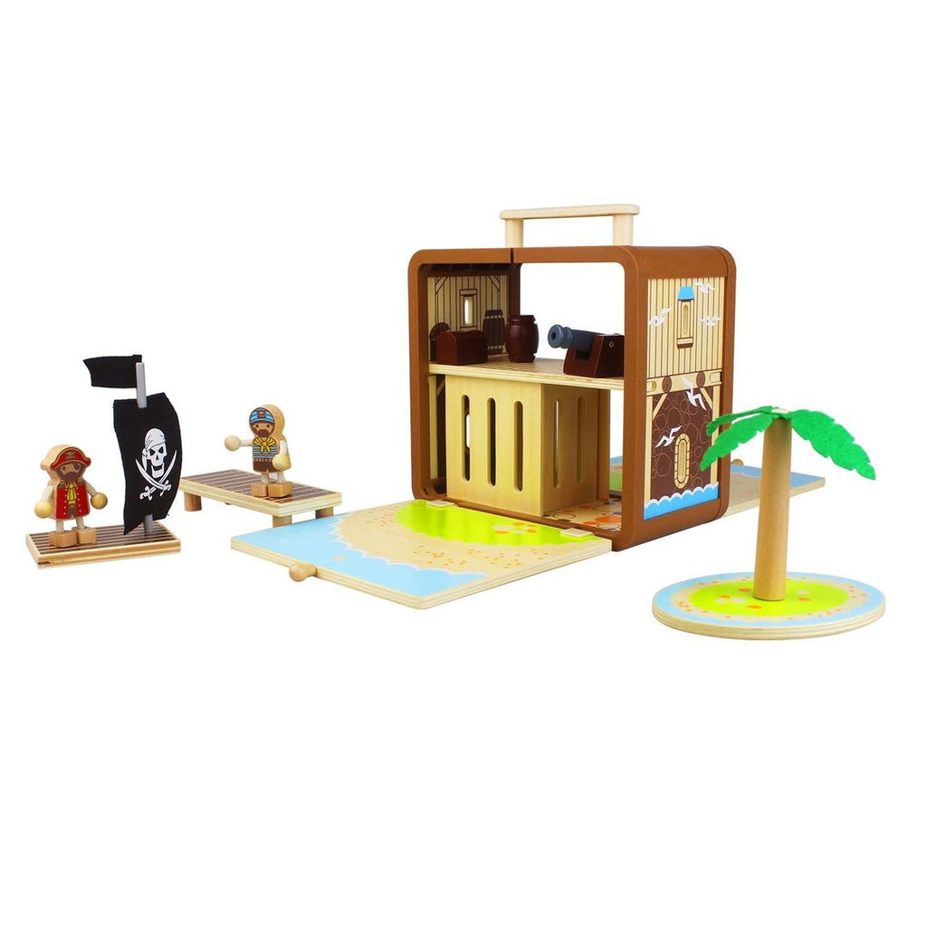 Boxset - Pirate Island - Little Me Little You