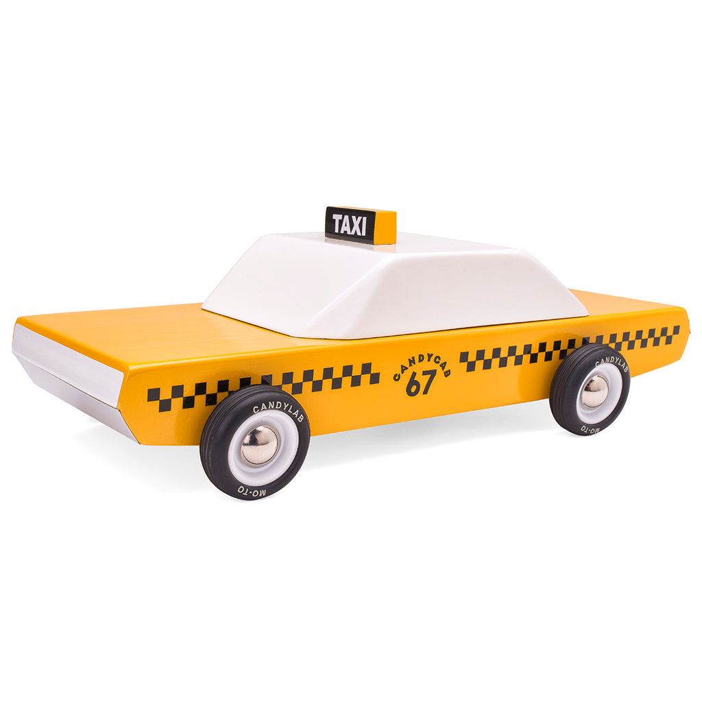 Candycab Toy Car - Little Me Little You